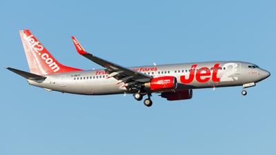 A picture of GDRTF - Boeing 73785P - Jet2 - © Alberto Ceriana