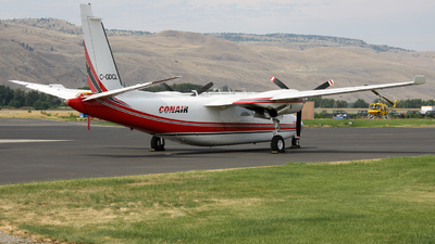 C-GDCL - Rockwell 690A Turbo Commander - Conair Aviation