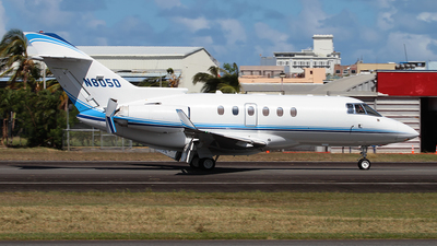 N805D - Raytheon Hawker 900XP - Private