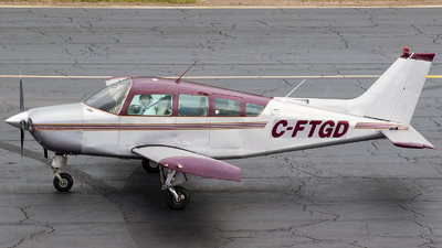A picture of CFTGD - Beech C24R Sierra - [MC543] - © Nelson Mejia