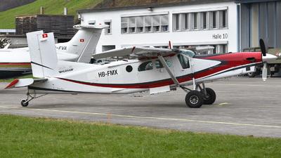 A picture of HBFMX - Pilatus PC6/B2H4 -  - © Mirko Bleuer