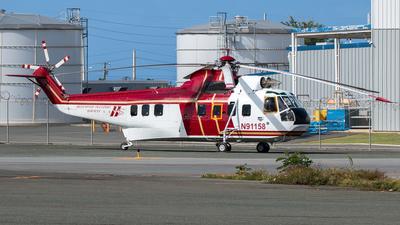 N91158 - Sikorsky S-61N - Helicopter Transport Services