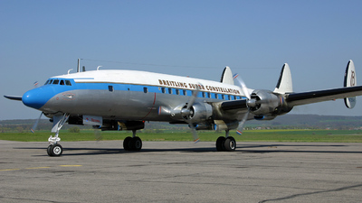 N73544 - Lockheed C-121C Super Constellation - Super Constellation Flyers Association