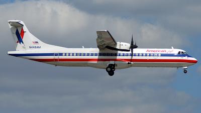 N448AM - ATR 72-212 - American Eagle