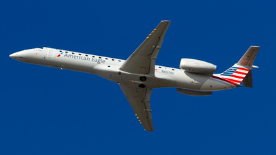 N657AE - Embraer ERJ-145LR - American Eagle (Piedmont Airlines)