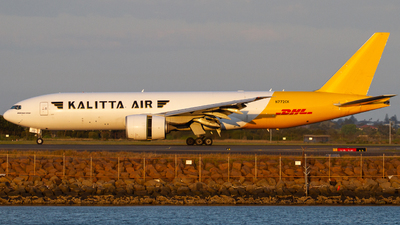 A picture of N772CK - Boeing 777F1H - DHL - © Metro Syd Photos