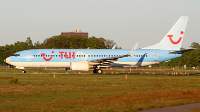 D-ATYH - Boeing 737-8K5 - TUIfly