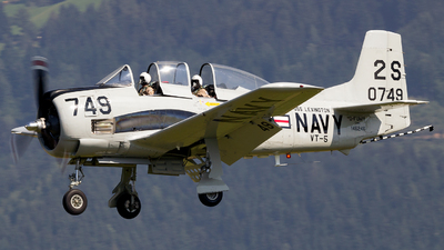 D-FUMY - North American T-28C Trojan - Private