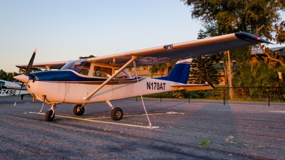 A picture of N170AT - Cessna 172G Skyhawk - [17254850] - © Maxime CERTAIN-MESSAGER