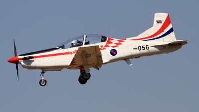 056 - Pilatus PC-9M - Croatia - Air Force
