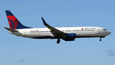 N385DN - Boeing 737-832 - Delta Air Lines