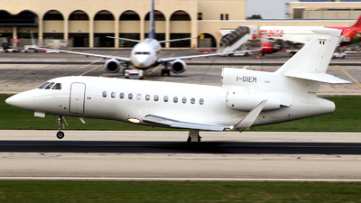 A picture of IDIEM - Dassault Falcon 900LX -  - © MSA130