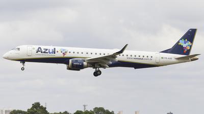PR-AXG - Embraer 190-200IGW - Azul Linhas Aéreas Brasileiras