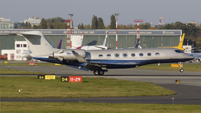 9H-BBH - Gulfstream G650 - Elitavia Malta
