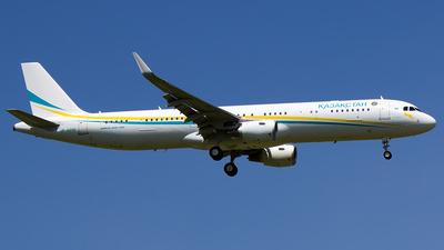 UP-A2101 - Airbus A321-231(CJ) - Berkut Air Services