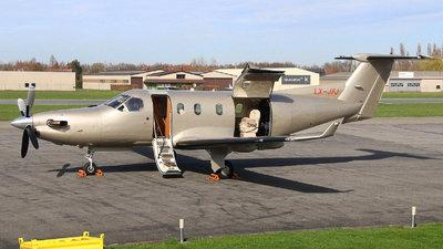 LX-JFJ - Pilatus PC-12/45 - Jetfly Aviation
