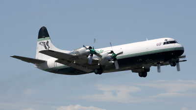 C-GXFC - Lockheed L-188A(F) Electra - Buffalo Airways