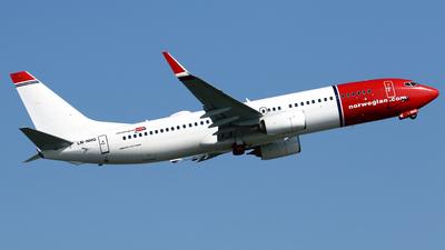 LN-NHG - Boeing 737-8JP - Norwegian