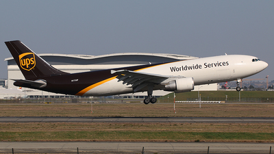 N173UP - Airbus A300F4-622R - United Parcel Service (UPS)