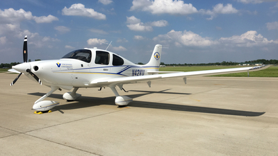 N42VU - Cirrus SR20-G6 - Vincinnes University Aviation