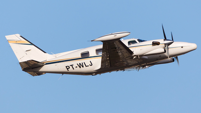 PT-WLJ - Piper PA-31T Cheyenne II - Private