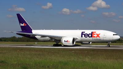 N865FD - Boeing 777-FS2 - FedEx