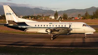 TG-TAQ - Saab 340A - TAG Airlines - Transportes Aéreos Guatemaltecos