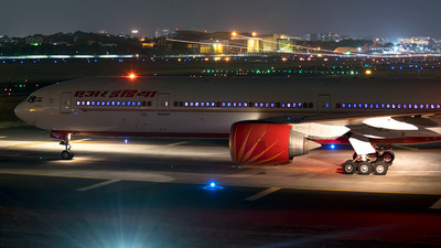 VT-ALK - Boeing 777-337ER - Air India