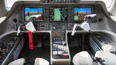 A6-EFC - Embraer 500 Phenom 100E - Etihad Flight College