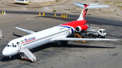 EP-TAS - McDonnell Douglas MD-83 - ATA Airlines [Iran]
