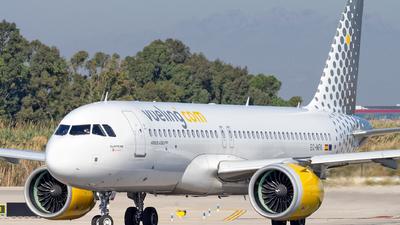 EC-NFK - Airbus A320-271N - Vueling