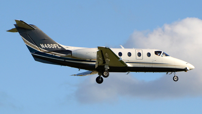 N480FL - Beechcraft 400A Beechjet - Flight Options