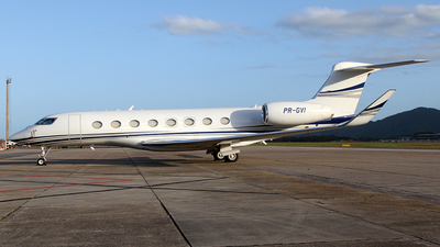 PR-GVI - Gulfstream G650ER - Private