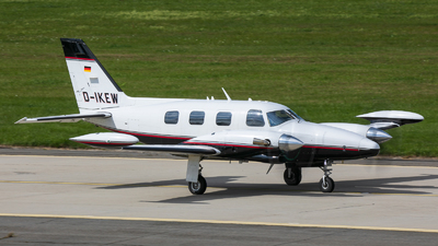D-IKEW - Piper PA-31T Cheyenne II - Private