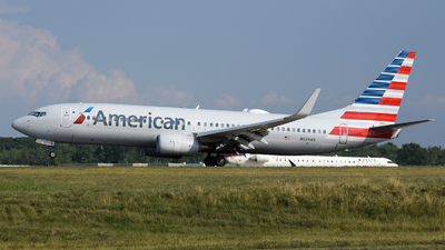 A picture of N939AN - Boeing 737823 - American Airlines - © DJ Reed - OPShots Photo Team
