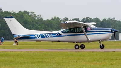 XB-YDZ - Cessna R182 Skylane RG - Private