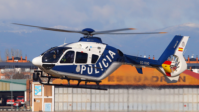 EC-KAQ - Eurocopter EC 135P2+ - Spain - National Police