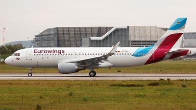 D-AXAQ - Airbus A320-214 - Eurowings