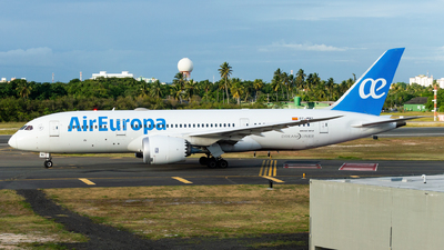 A picture of ECMMX - Boeing 7878 Dreamliner - Air Europa - © Marcos Marcel