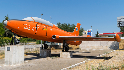MM54199 - Aermacchi MB-326 - Italy - Air Force