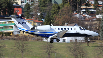 OK-FCY - Cessna 525A CitationJet 2 - Private