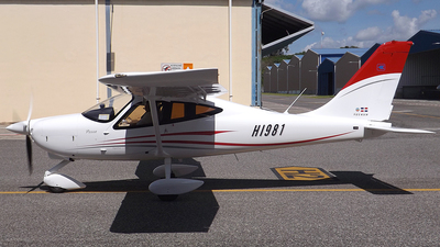 HI981 - Tecnam P2008 - Private
