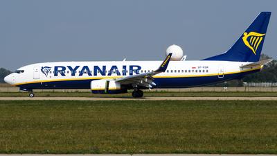 A picture of SPRSM - Boeing 7378AS - Ryanair - © Chris Jilli