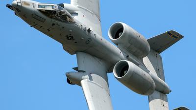 80-0240 - Fairchild A-10C Thunderbolt II - United States - US Air Force (USAF)