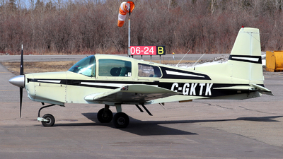 C-GKTK - Grumman American AA-5 Traveler - Private