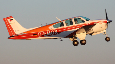 D-EMOX - Beechcraft F33A Bonanza - Private