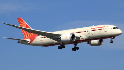 A picture of VTANH - Boeing 7878 Dreamliner - Air India - © Michael Eaton