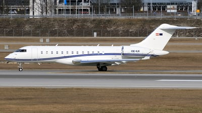 OE-ILK - Bombardier BD-700-1A10 Global Express XRS - LaudaMotion Executive