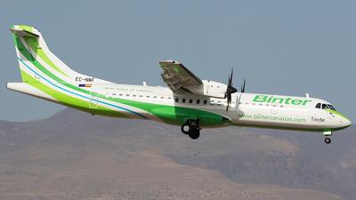 EC-NMF - ATR 72-212A(600) - Binter Canarias