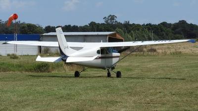 LV-HRL - Cessna 182C Skylane - Private